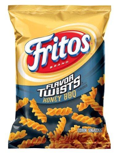 FRITOS® FLAVOR TWISTS® BBQ Honig Aromatisierte Mais-Chips