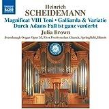 Scheidemann: Organ Works, Vol. 6