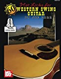 60 Hot Licks for Western Swing Guitar: Includes Online Audio