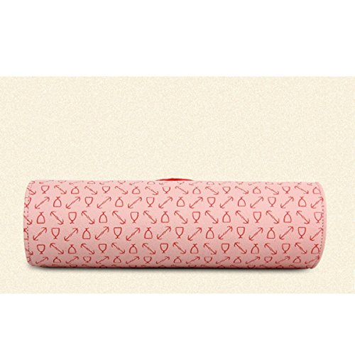 Borsa Quadrata Del Sacchetto Del Messaggero Libero Di Modo Del Sacchetto Di Spalla Delle Donne Pink