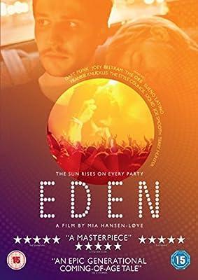 Eden [DVD] by Félix de Givry