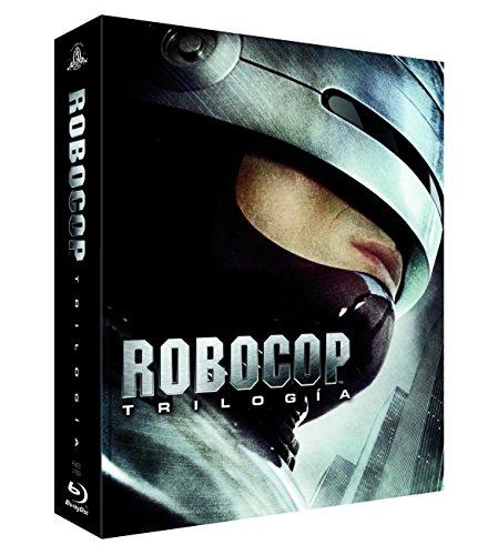 Robocop: Trilogía [Blu-ray]