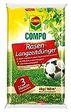 Compo fertilizzante per prato con effetto a lungo termine, 4kg per 150m² (RDL 4VC)