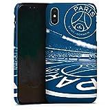 DeinDesign Apple iPhone X Coque Étui Housse Paris Saint-Germain PSG Parc des Princes