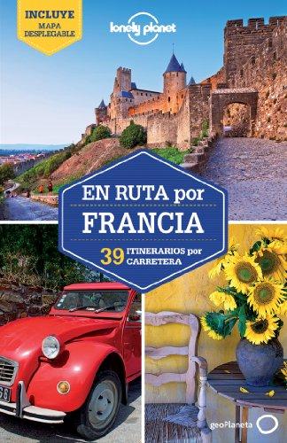 Lonely Planet En ruta por Francia