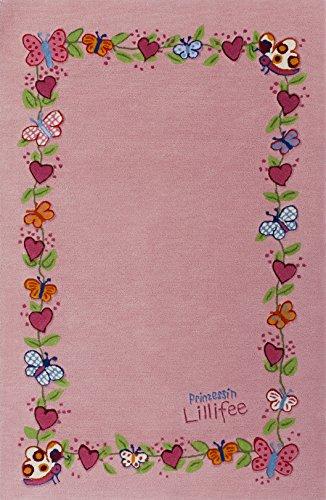 Prinzessin Lillifee LI-2153-01 Teppich, 70 x 140 cm