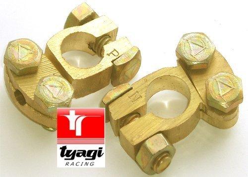 Preisvergleich Produktbild Messing Batterie Anschlussklemme Batterieanschluss Klein -Tyagi Racing