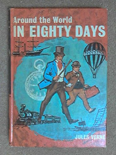 Around the World in Eighty Days (Gift Classics)