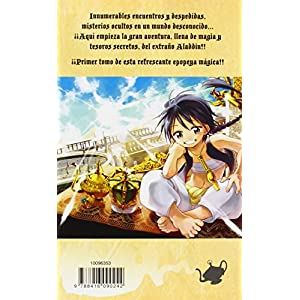 Magi - Nº1 (Promo Shonen)