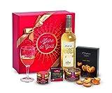 Ducs de Gascogne - Coffret gourmand 'Affaire de goût' - comprend 4 produits salés et sucrés et 1 vin - 979495