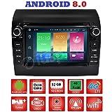 ANDROID 8.0 GPS DVD USB SD WI-FI Bluetooth MirrorLink autoradio navigatore Fiat Ducato/Citroen Jumper/Peugeot Boxer