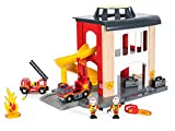 BRIO World Fire & Rescue - Rescue Central Fire Station