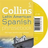 Collins Gem – Latin American Spanish Phrasebook and CD Pack
