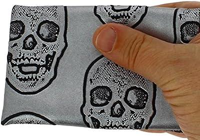 TABAQUERA Plan B Modelo TwoDays Gótica - Funda ultra compacta para tabaco de liar, se lleva en un bolsillo, con compartimentos para boquillas, papel y picadura / TDays Gótica