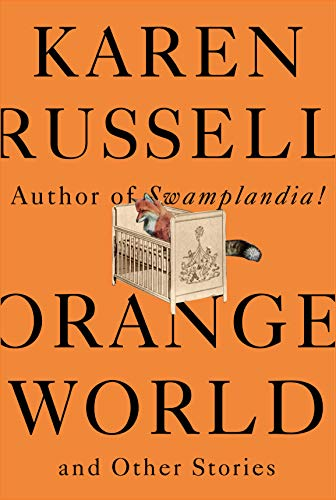 Orange World and Other Stories (English Edition)