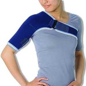 NeoPhysio Neoprene Shoulder Support - Medical Grade - Size = L - XL