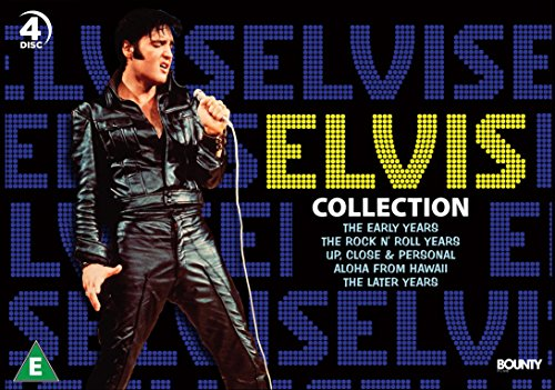 Elvis Collection - Standard Box [DVD] Standard Dvd-box