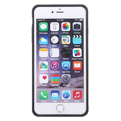 Für IPhone 6 Plus / 6S Plus Blade PC + TPU Kombi-Gehäuse mit Kartensteckplatz DEXING ( Color : White ) Dark Blue