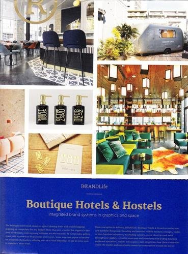 BRANDLife: Boutique Hotels & Hostels par Viction Workshop