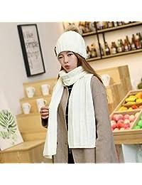 0efa1a6f6b2b1 Amazon.es  gorro lana blanco y negro - 100 - 200 EUR  Ropa