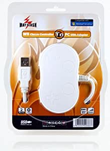 Wii Classic Controller Adaptateur pour PC USB