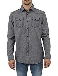 Lee Cooper Chemise 005873 Duster 6116 Gris