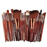 Transer@New Hot Sale Cosmetic Makeup Brush Blusher Professional Eye Shadow Brushes Set(pack of 22) Kit