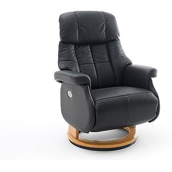 Robas Lund Sessel Relaxsessel Calgary Comfort Xl Lederschwarz