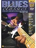Hal Leonard–Guitar Play-Along DVD volume 23: Blues Classics. Pour guitare...