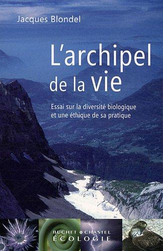 L'archipel de la vie