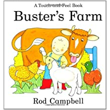Buster's Farm (Touch & Feel Book)