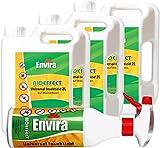 Insektenmittel Insektenspray 3x2Ltr+500ml BIOEFFECT