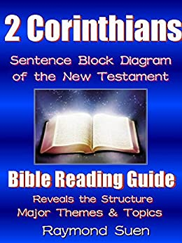 2 Corinthians - Sentence Block Diagram Method of the New ...