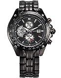 CURREN Analog Black Dial Men's Watch-CUR022