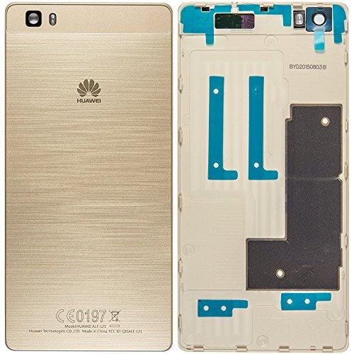 Tapa de batería / Carcasa trasera original para Huawei Ascend P8 Lite, dorada