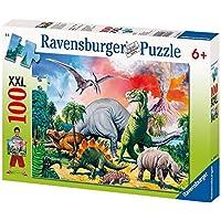 Ravensburger - 100 Piece XXL Dinosaurs