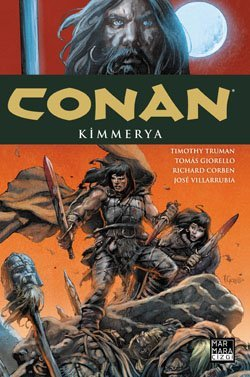 Conan 1 - Kimmerya