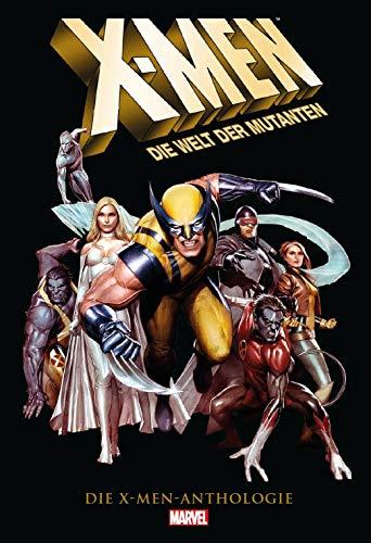 X-Men Anthologie: Die Welt der Mutanten - Emma Frost Von X-men