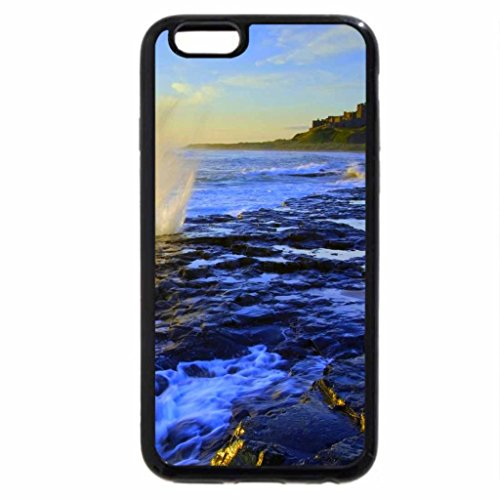 iPhone 6S / iPhone 6 Case (Black) WAVE SPRAY