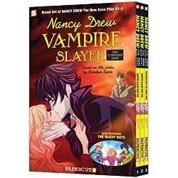 Nancy Drew The New Case Files Boxed Set: Vol. #1 - 3