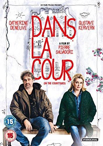 Dans La Cour [DVD] by Catherine Deneuve