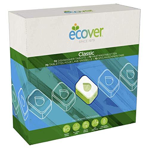 Ecover Spülmaschinen-Tabs XL Pack (1 x 70 Tabs)
