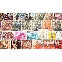 España 100 diferentes sellos (sellos para los coleccionistas)