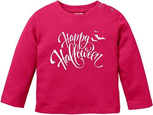 EZYshirt® Happy Halloween Baby T-Shirt (X Kostüme Bemessungs)