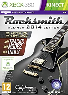 Rocksmith 2014 Edition - Includes Real Tone cable (Xbox 360) (B00CMJ1OOS) | Amazon price tracker / tracking, Amazon price history charts, Amazon price watches, Amazon price drop alerts