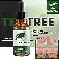 Tea Tree Akne Anti-Falten Sommersprossen Akne ätherisches Öl, mamum Tea Tree ätherisches Öl Anti-Falten Extrakt... preisvergleich bei billige-tabletten.eu