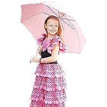 La señorita español Flamenco de costura para confeccionar vestido/de disfraz de grupo de -