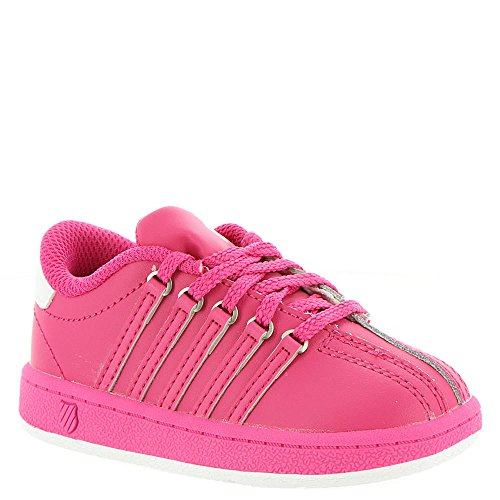 K-Swiss Kids' Classic VN Sneaker Beetroot Purple/White