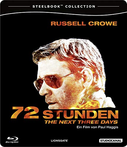 72 Stunden - The Next Three Days - Steelbook Collection [Blu-ray]