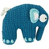 Sebra Rassel Elefant petrol